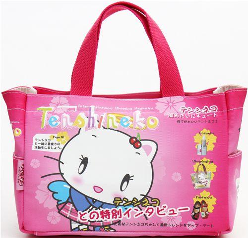 cute small Tenshi Neko bag