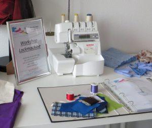 Workshop Lockmachine