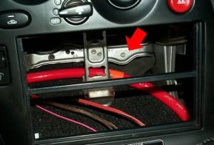 2001 Mitsubishi Mirage Car Radio Wiring Diagram