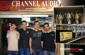 "Channel Audio : Kejar ""Nilai"" Lewat Kontes Audio"