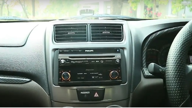 Modifikasi Toyota Avanza SQ