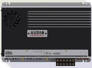 AUDIO SYSTEM TWISTER IV SERIES F4.400