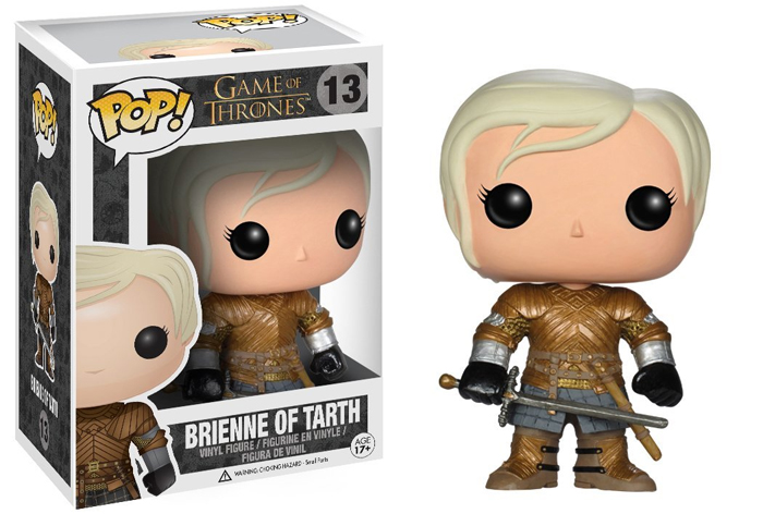 Funko POP Game of Thrones Figure: Brienne of Tarth