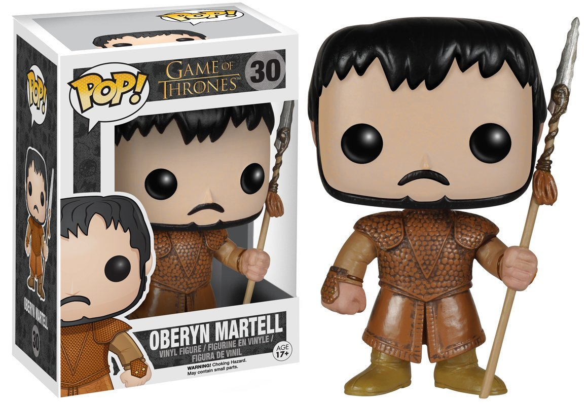 Funko POP Game of Thrones Figure: Oberyn