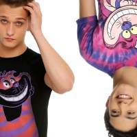 5 Stylish Alice in Wonderland T-Shirts for Men