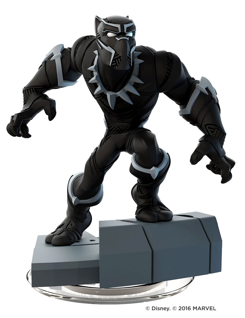 Disney Infinity 3.0 Edition: MARVEL'S Black Panther Figure