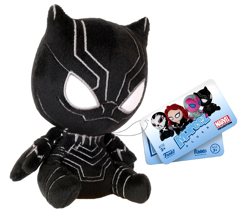 Funko Mopeez Captain America 3: Civil War - Black Panther Plush