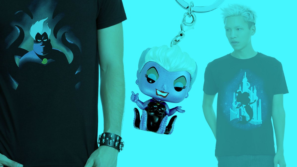 5 Hot Little Mermaid Accessories for Disney Dudes