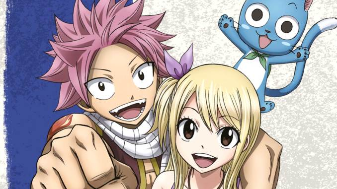 Fairy Tail Collection 20 Blu Ray Review Modish Geek