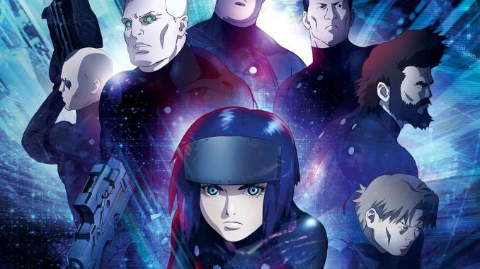 Ghost In The Shell The New Movie Blu Ray Review Modish Geek