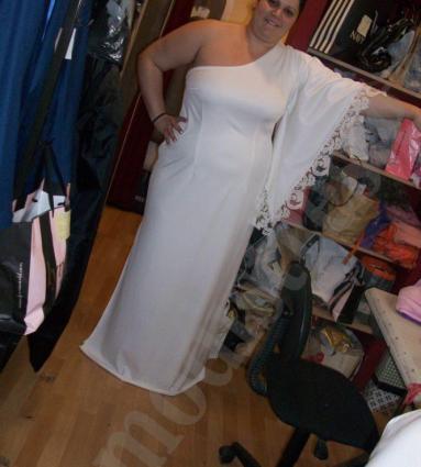 06ab8d3c8a38 Φόρεμα πολιτικού γάμου για έγκυο - www.modistres.gr
