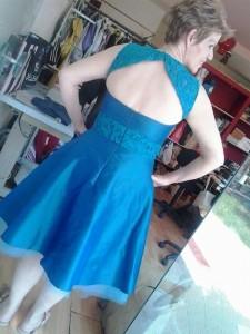 φορεμα με δαντελα