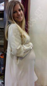 Φόρεμα πολιτικού γάμου για έγκυο_05