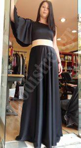 Βραδινό φόρεμα για κουμπάρα _06