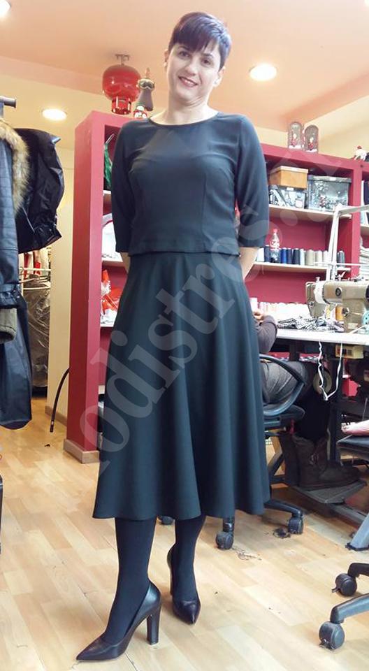 edf23f3340ee Μπλούζα φούστα στο σχέδιό σας - www.modistres.gr