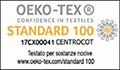 Certification oeko tex- 100