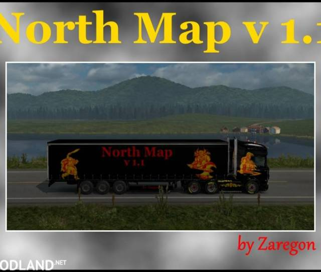 North Map V Photo