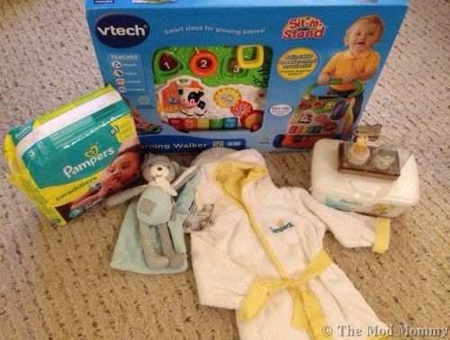 Baby'a Firsts Gift Pack