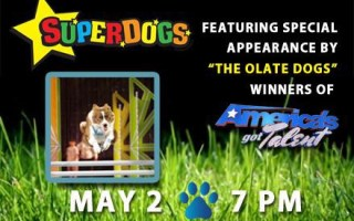 {Giveaway} SuperDogs family fun show at RI's Ryan Center