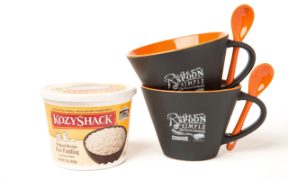 Pudding love: An afternoon family snack {Plus giveaway!}