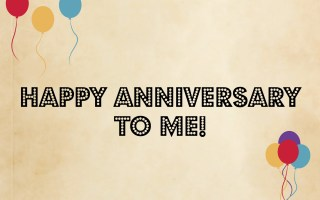 Celebrating my 3 year 'blogiversary' with a makeover