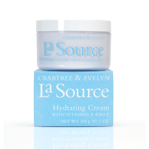 la source hydrating cream crabtree & evelyn