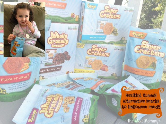 Healthy, yummy alternative snacks to Halloween candy