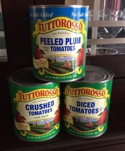 tuttorosso tomato products