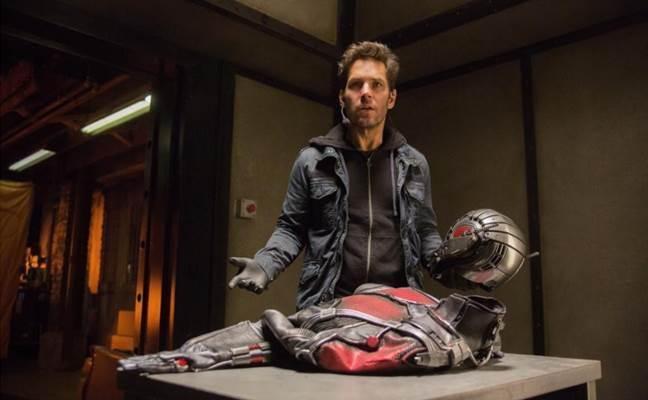 New movie spot released for Marvel's ANT-MAN