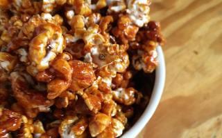 Spicy Popcorn Recipe