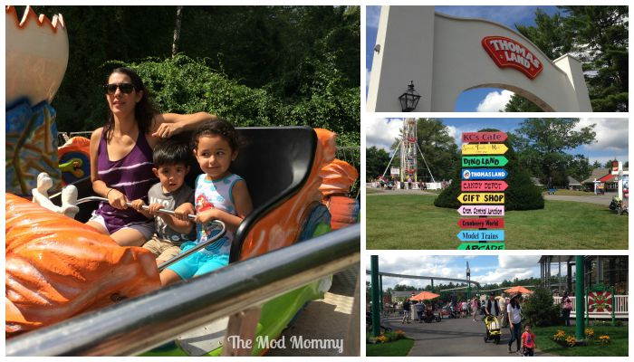 5 Reasons You Should Visit Thomas Land at Edaville USA
