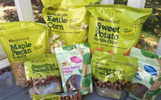 Keep Your Family Going Strong With Gold Emblem Snacks