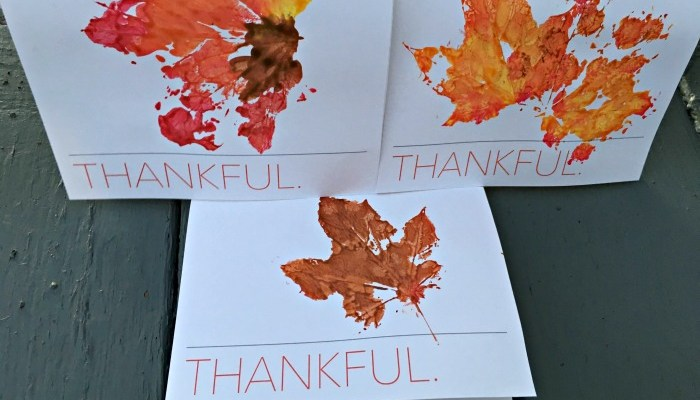 Free Thanksgiving Card Printable