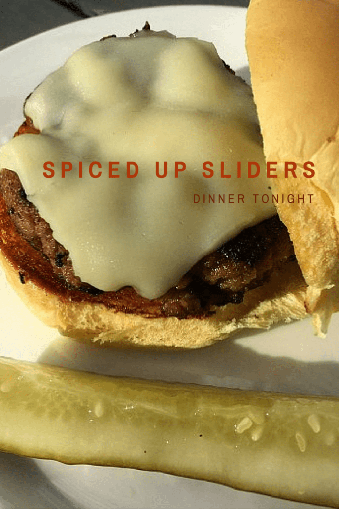 Spiced Up Sliders with Lingham's Hot Sauce