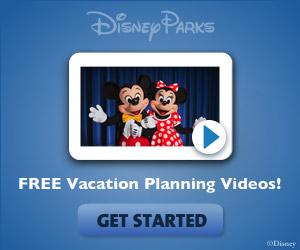 disney parks planning videos