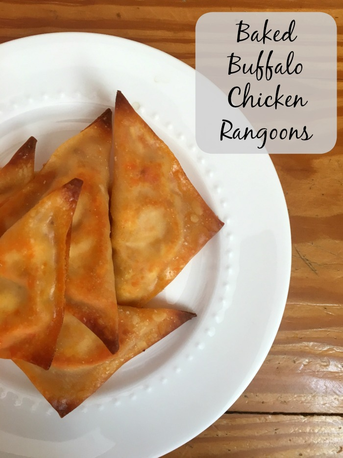 You need to make these Baked Buffalo Chicken Rangoons the next time you have company over or take them with you when heading to a friend's house for a gathering.