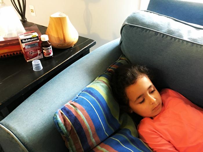 Kids and Germs: #SickJustGotReal #sponsored