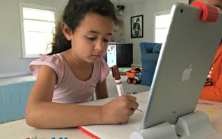 Using Osmo 'Masterpiece' to Strengthen a Child's Creativity