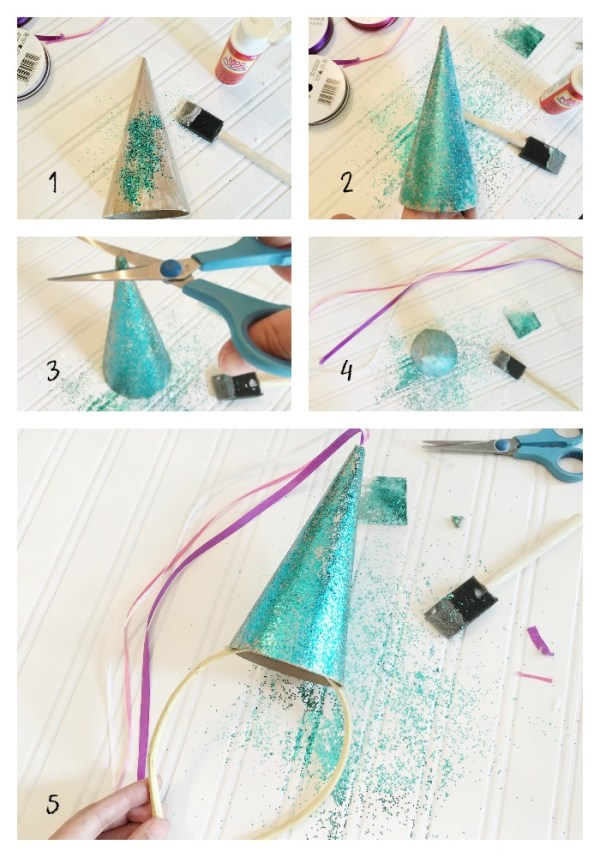 DIY Princess Hat Inspired by Niko and the Sword of Light #sponsored