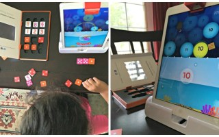 Osmo Numbers Makes Math Fun for Kids