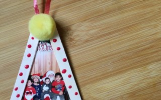 3 Easy Ornaments Kids Can Make