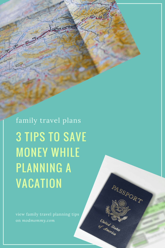 3 tips on how to save some money on a family vacation. @homeaway #ad