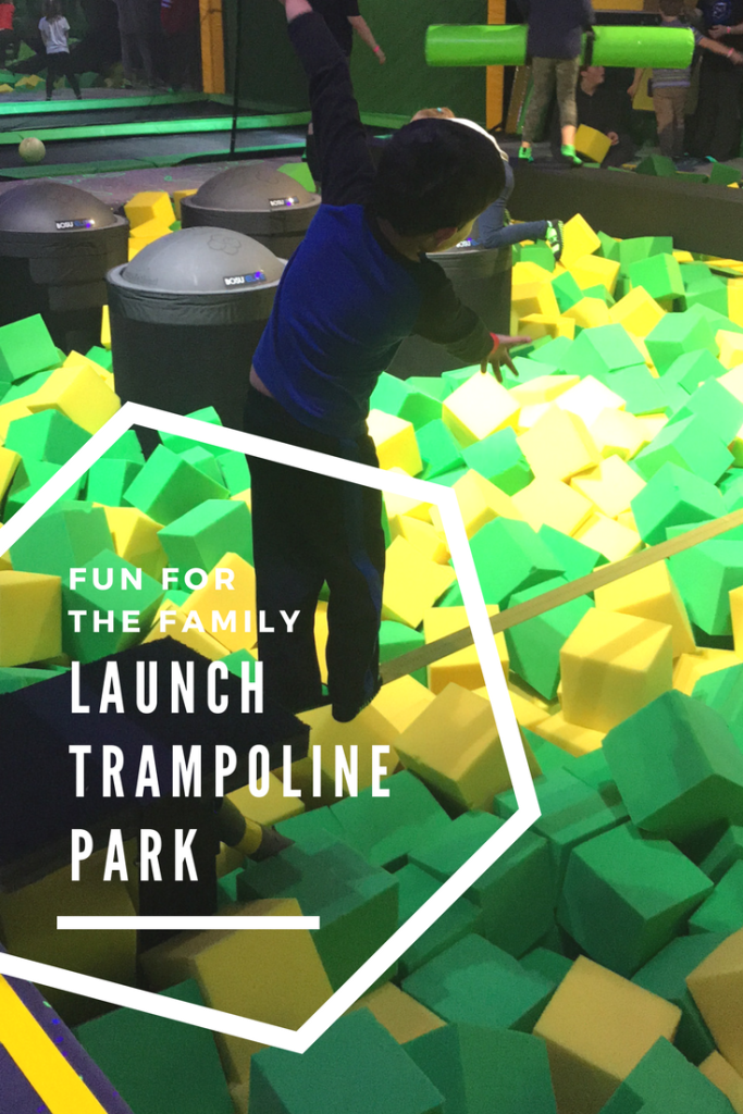 Fun for the Whole Family at Launch Trampoline Park