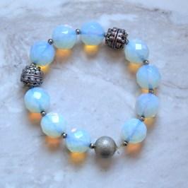 Szlifowane opale