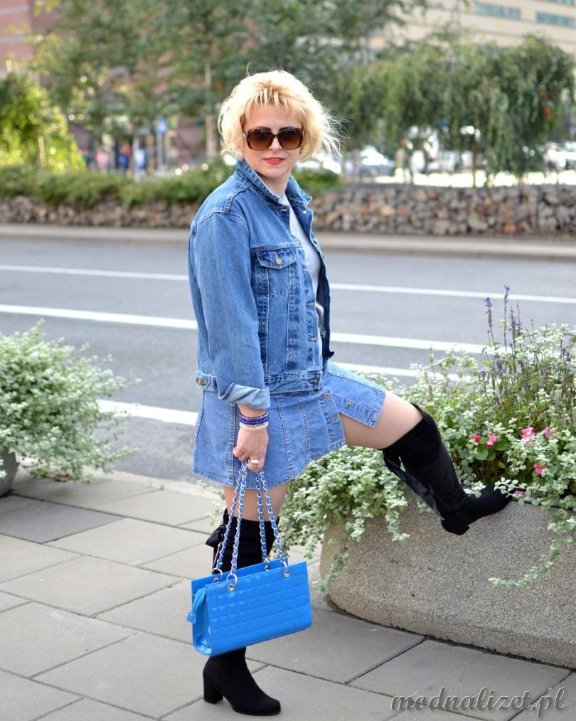 Zawsze modny dżins