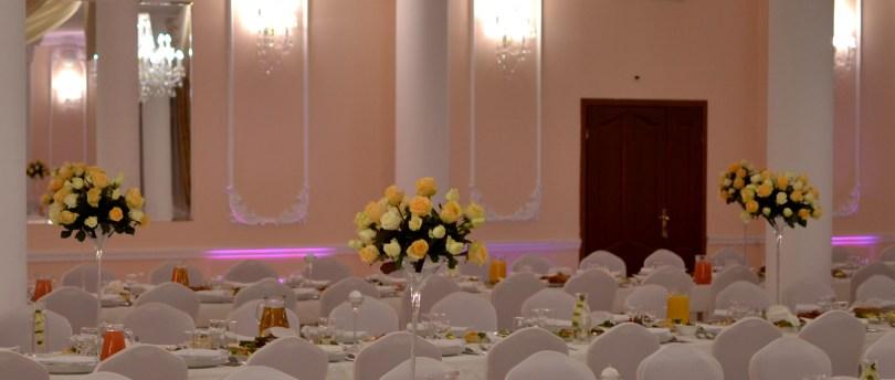 Aranżacja sali balowej