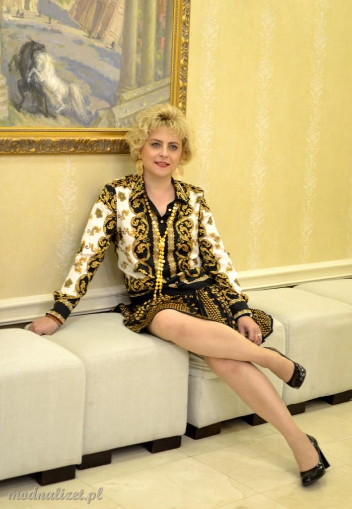 Sukienka Dolce Gabbana