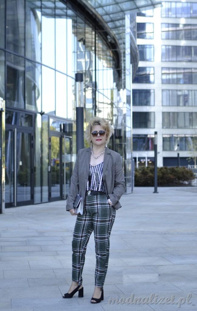 Spodnie i top
