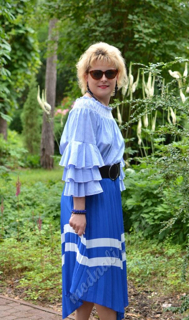 Moda jak błękit nieba