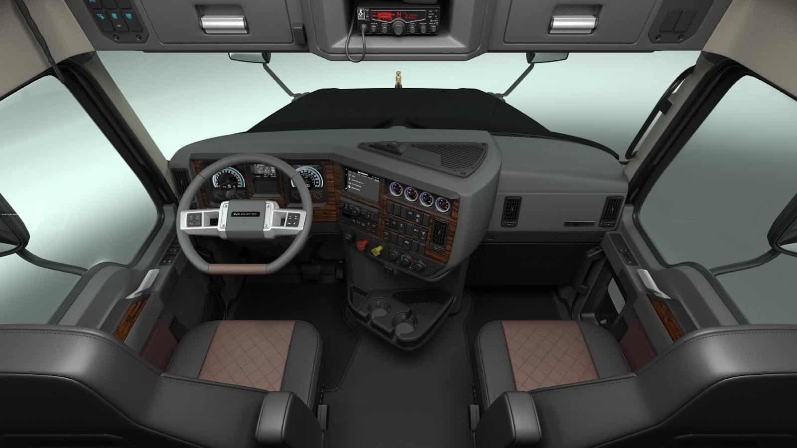 Mack Anthem 2018 1 32 X Truck Mod American Truck